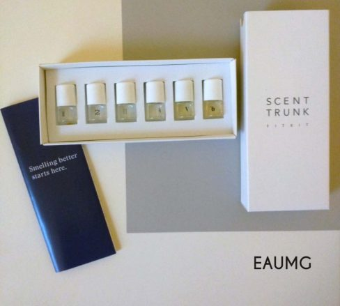 Scent Trunk Scent Test