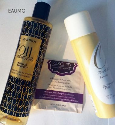 July hair empties