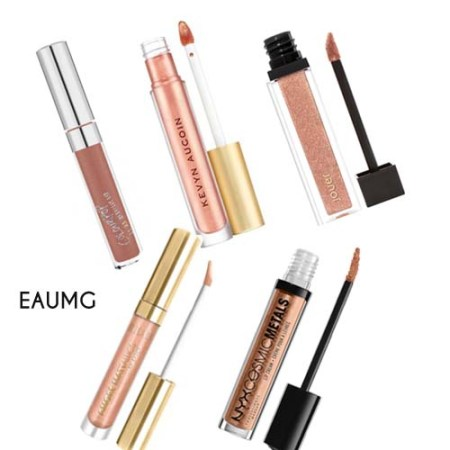 rose gold lipsticks