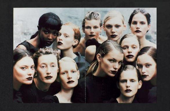 Peter Lindbergh Vogue Italia