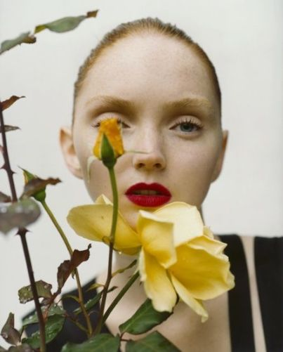 Lily Cole 2005