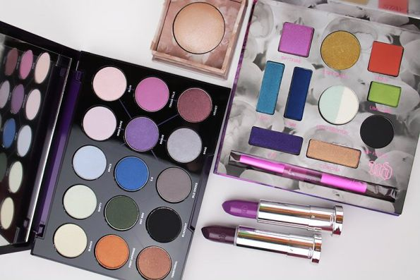 Lipstick League Urban Decay giveaway
