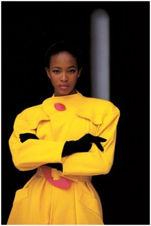 Naomi Campbell 1988