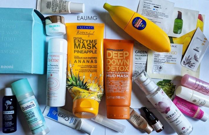 June 2018 Skincare Empties