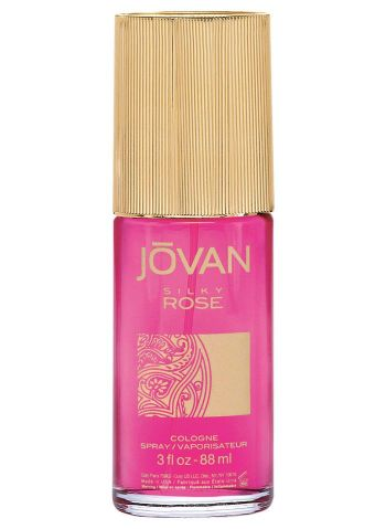 Jovan Silky Rose Perfume Review
