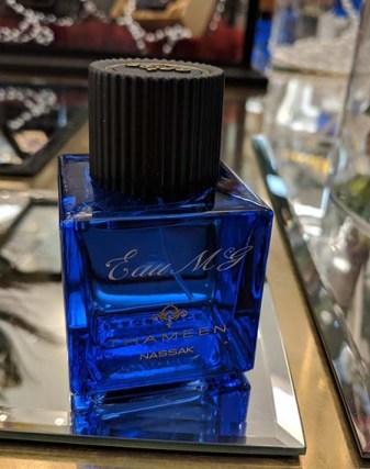 Thameen Nassak perfume review