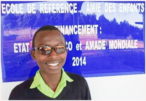 Projet SOS H2O pour une école au Burundi