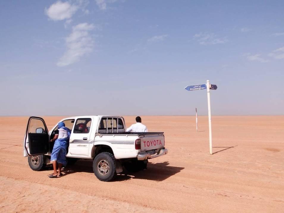Nouamghar-Mauritanie