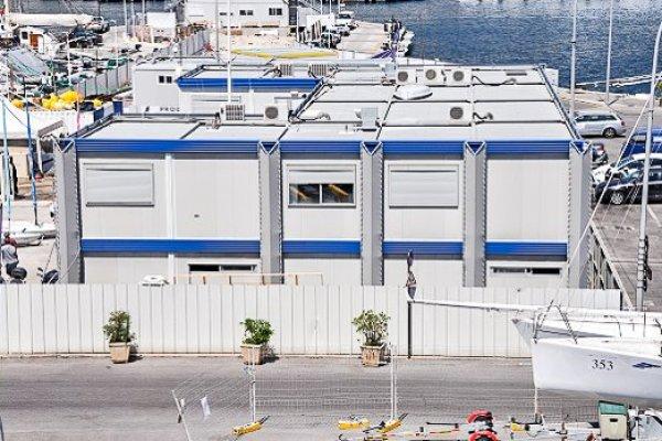Eau de rinçage au Yacht Club de Monaco avec la SeamOb