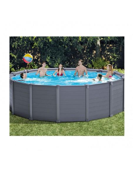 piscine graphite 4 78x1 24m intex