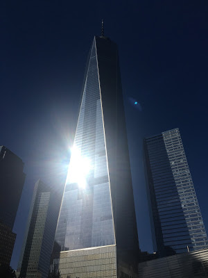 Visiting One World Trade Center