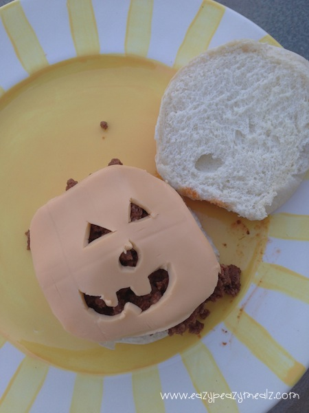 sloppy joe jack o lantern