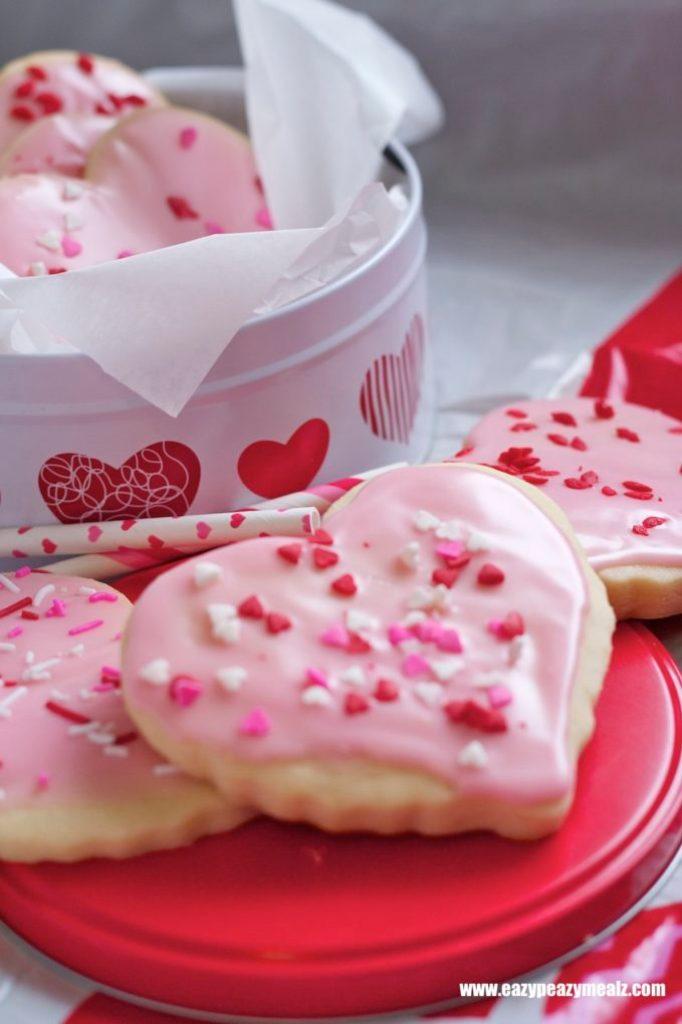 Share the Love, Sugar cookies