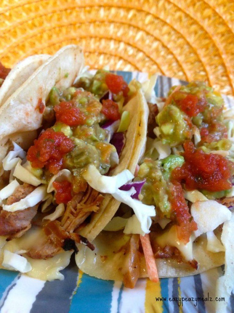 gouda griddle tacos