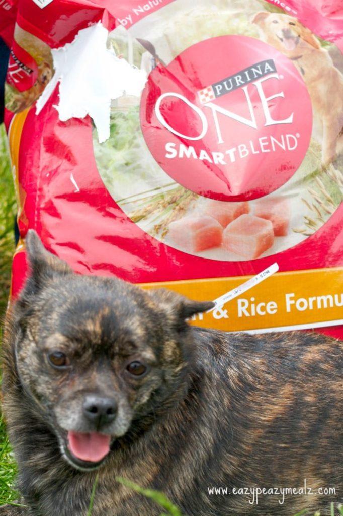 meana dog food