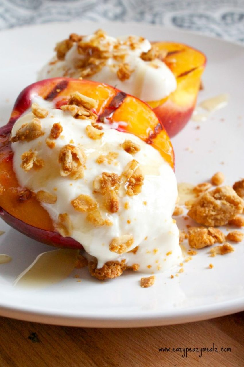 breakfast nectarine