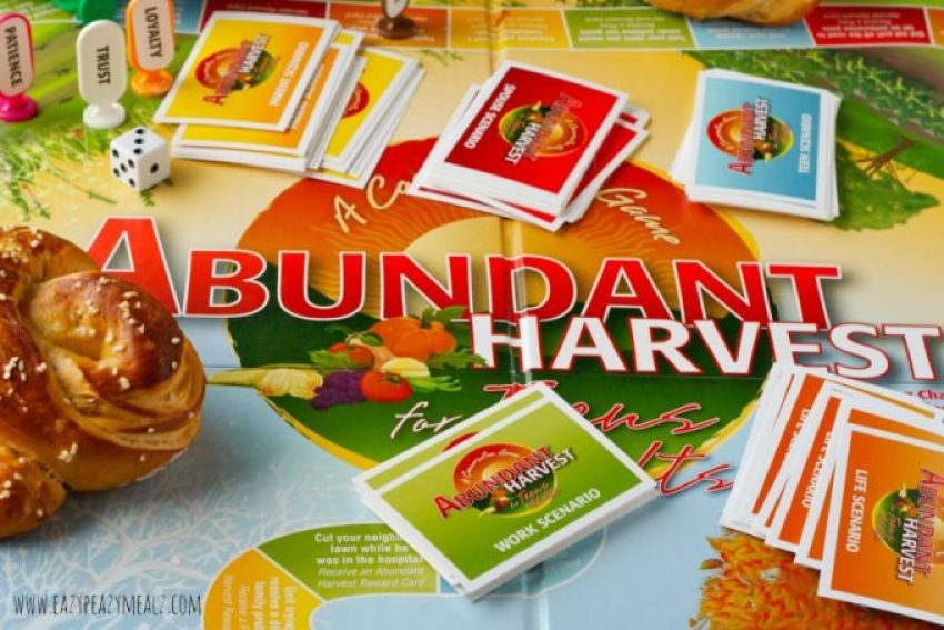 abundant harvest game