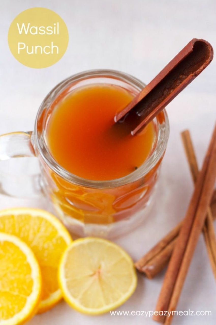 wassil punch recipe
