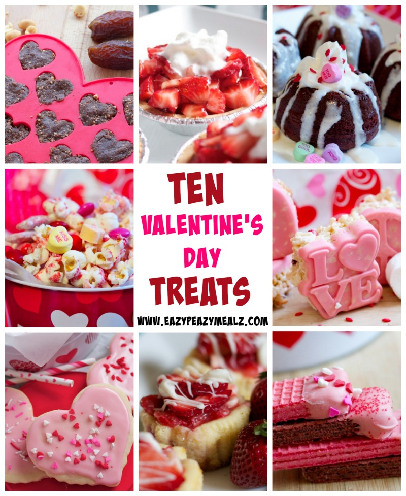 10 vday treats round up