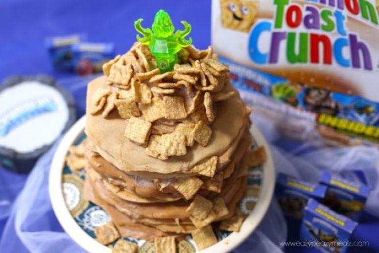 CTC crepe cake