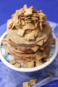 crepe cake cinnamon toast crunch