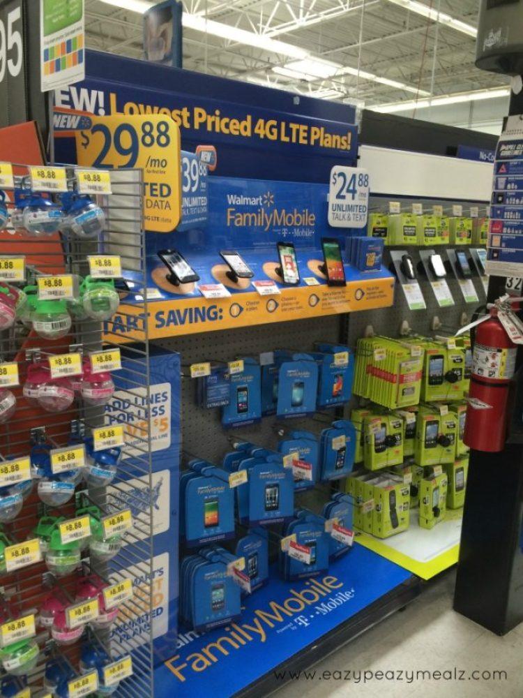Walmart FM aisle