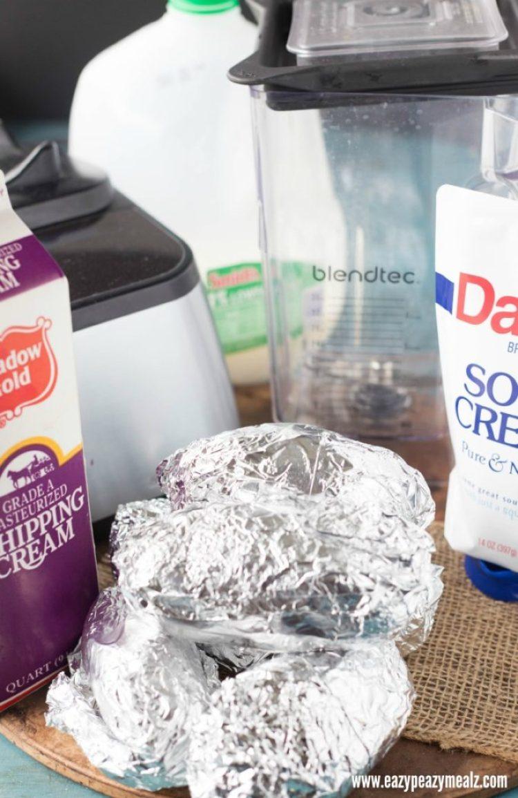 potato soup blender ingredients