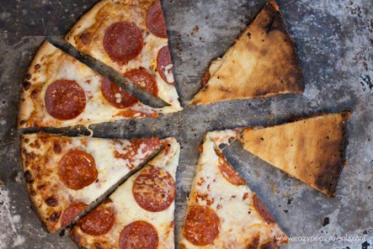 Freschetta pizza grilled 4