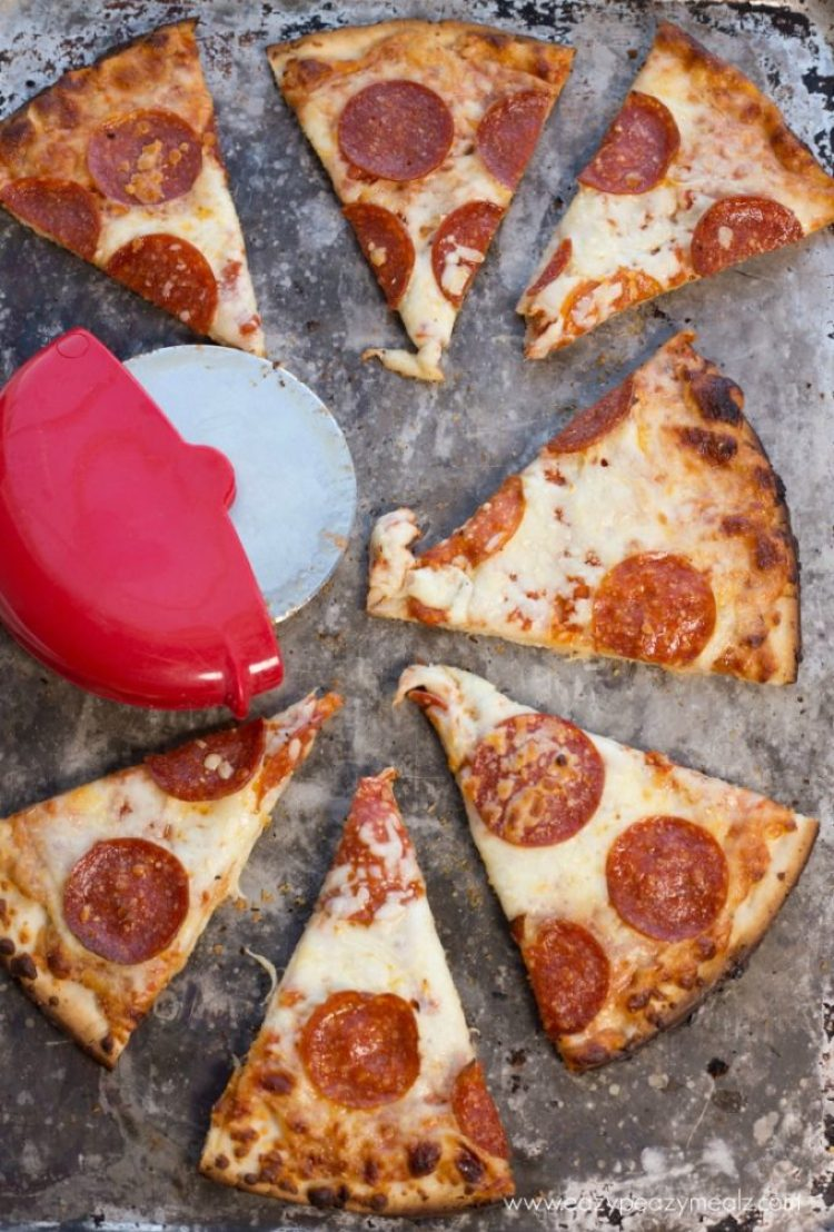 whole gluten free pizza