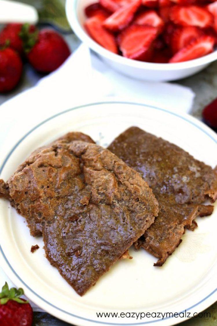 chocolate-german-pancake-without-topping