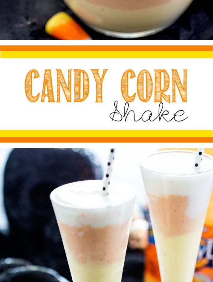 A layered shake that is fun, and great for Halloween. It is fruity, tasty, and easy to make.