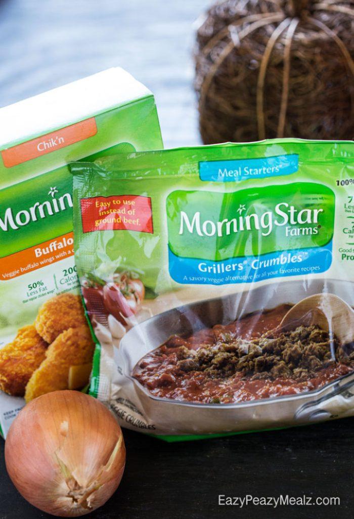 MorningStar Farms prodcuts