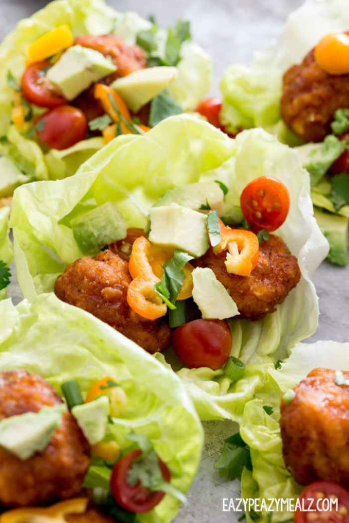 lettuce-wrap-cups,-wings