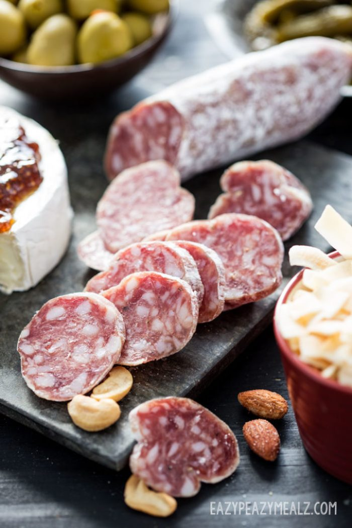 Barolo Salami is a fantastic appetizer option