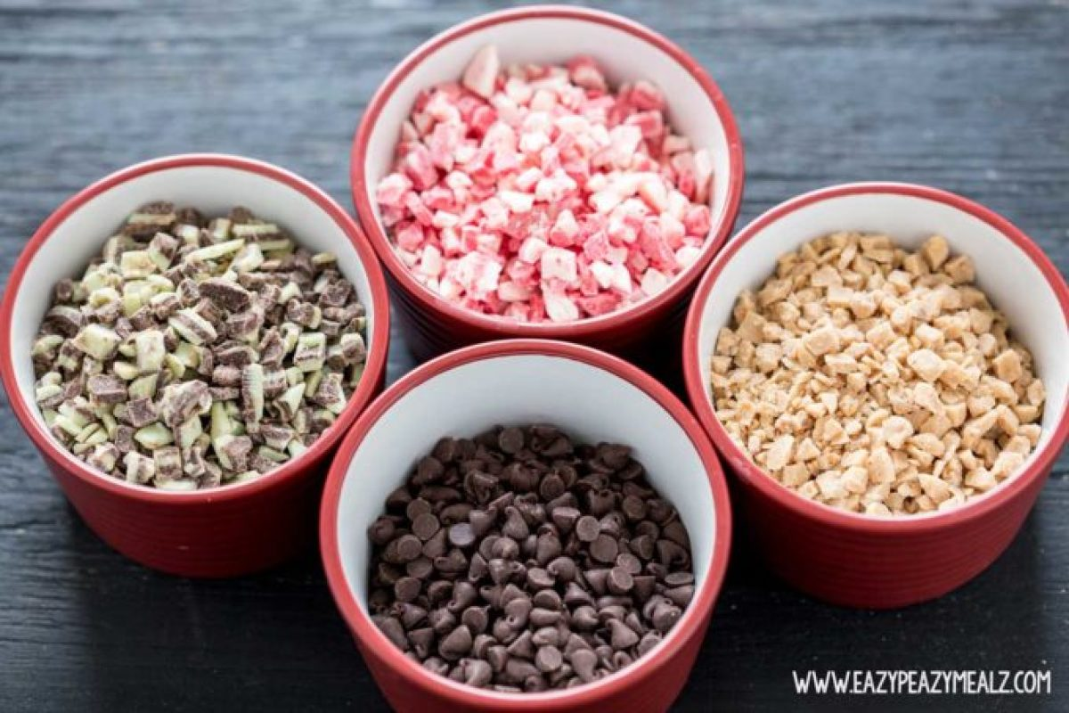 toppings for you easy holiday cookies