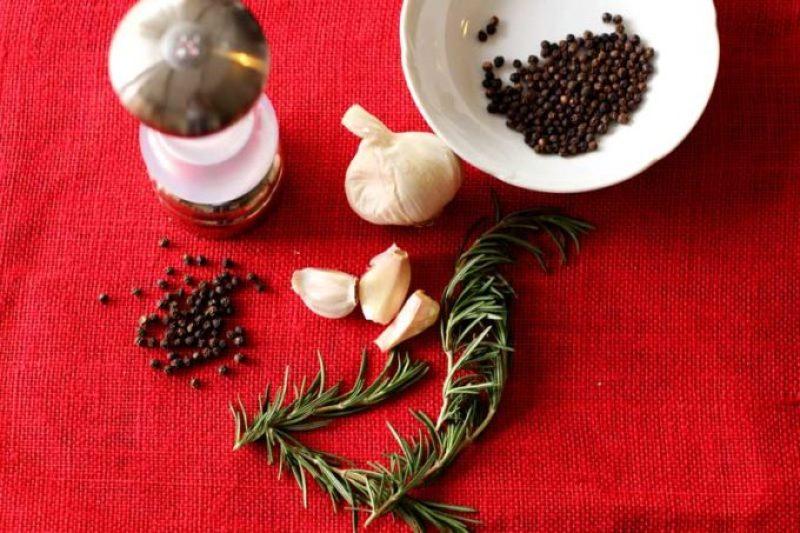 10 Garlic Clove Marinated Grilled Filet