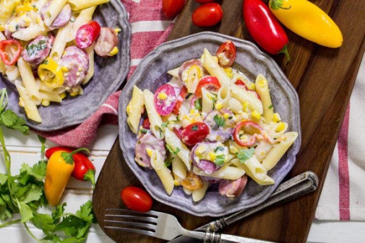 Overhead-pasta-jalapeno