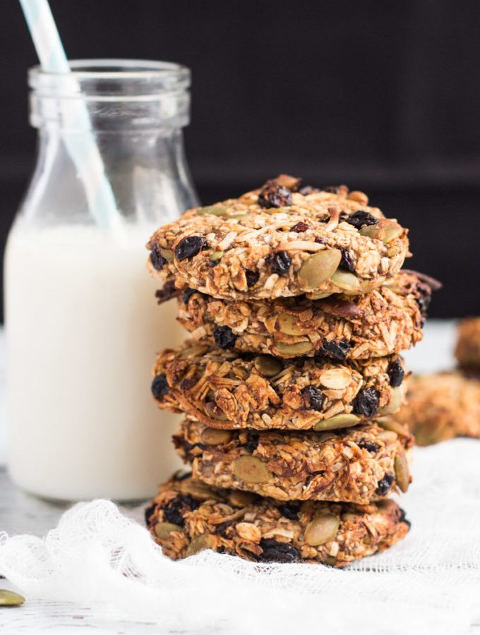 Grab & Go Breakfast Cookies