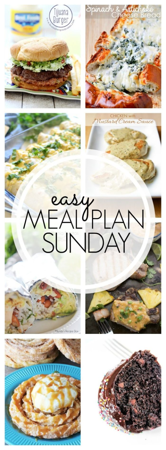 Easy Meal Planning for a  worry free week