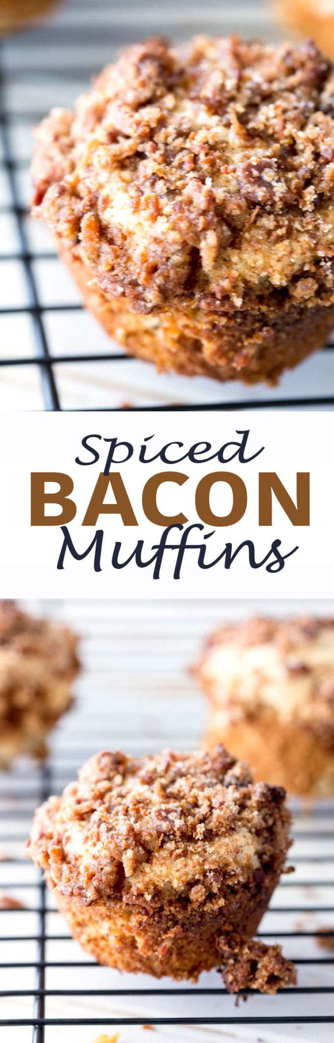 Spiced Bacon Muffins