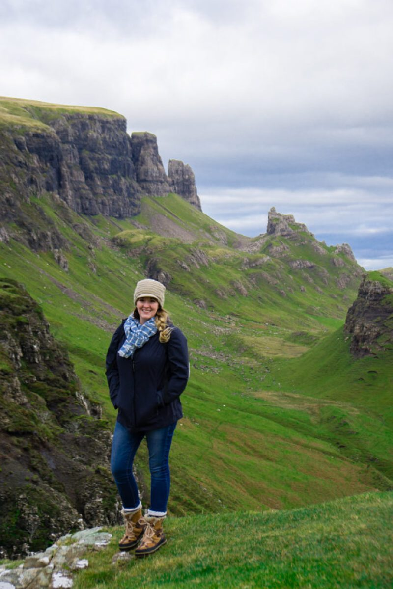 Visiting Isle of Skye Scotland is a dream vacation with so much beauty