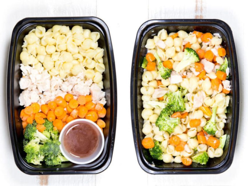Back to school: pasta salad lunch box ideas that are nut free and great for kids and adults