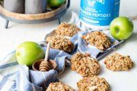 Apple Pie breakfast cookies made with vital proteins
