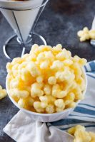 Corn Pops are a rich and tasty treat that is perfect for snacking.