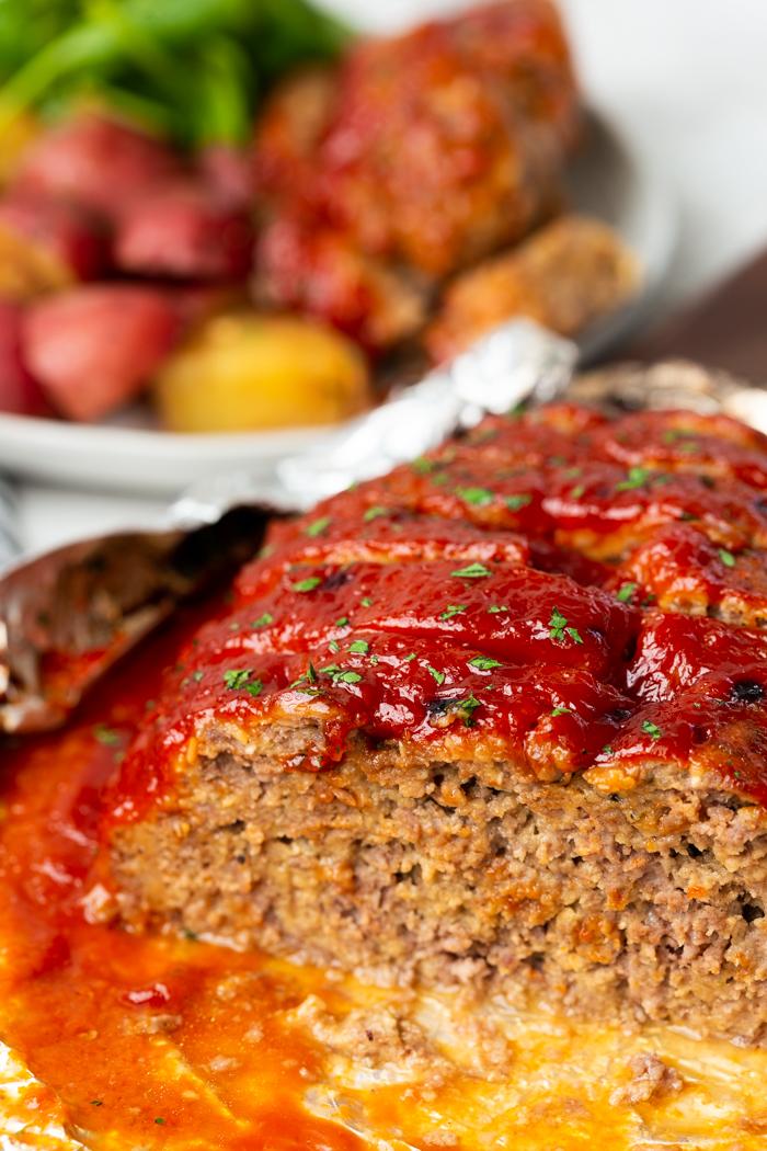 Instant pot meatloaf