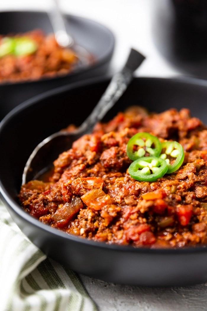 keto crockpot recipes with ground beef