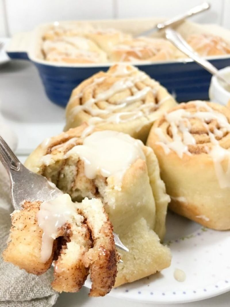 Cinnamon rolls made easy, Simple Cinnamon Rolls