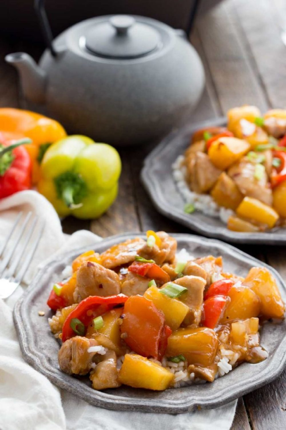 Pineapple Firecracker Chicken is a classic firecracker chicken with a sweet pineapple twist. This savory dinner is slathered in a sweet heat sauce you won't be able to get enough of. Great midweek meal.