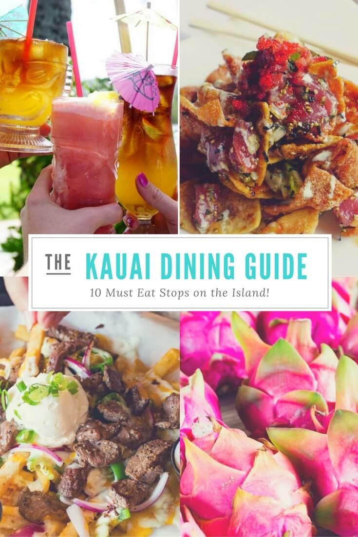 Backpackers guide to kauai hawaii.