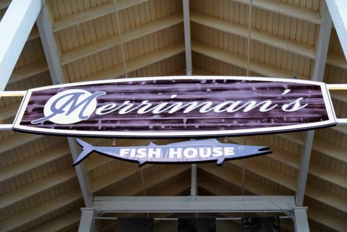 Merrimans fish house